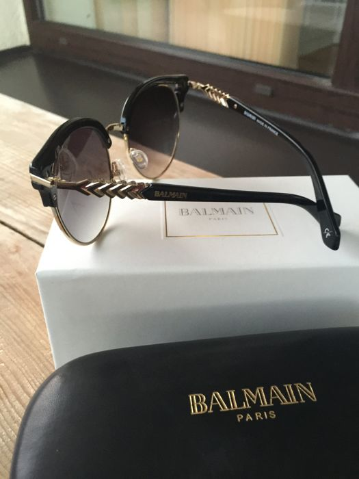 4987a61af4e Balmain - New - NO RESERVE PRICE - Never Used - Full set - Sunglasses