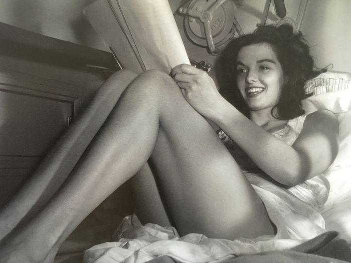 Johnny Florea (1916-2000) - Jane Russell, 'The Outlaw', 1943