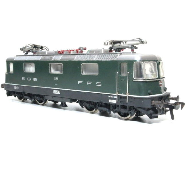 Fleischmann H0 - 4340 - Electric locomotive - Re 4/4 - SBB