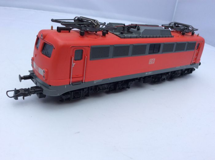 Roco H0 - uit set 51232 - Locomotive électrique - BR 110 - (3350) - DB