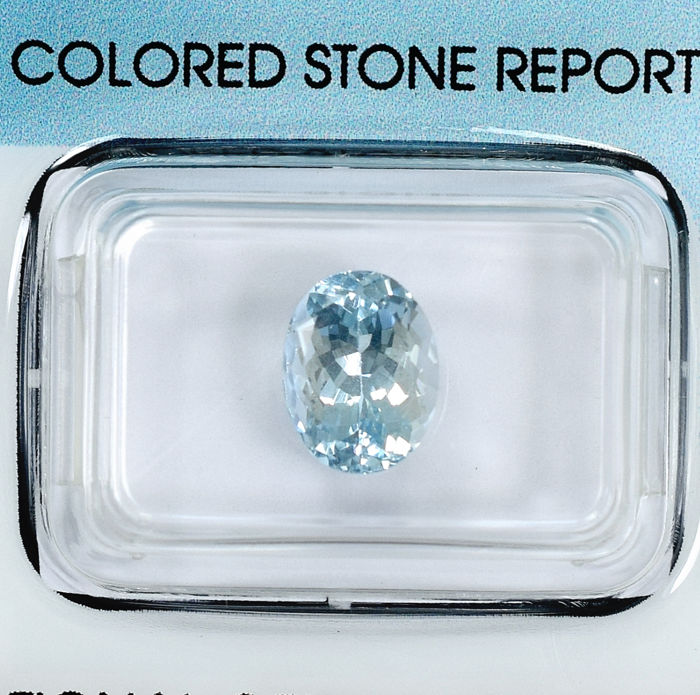 Aquamarine - 2.09 ct