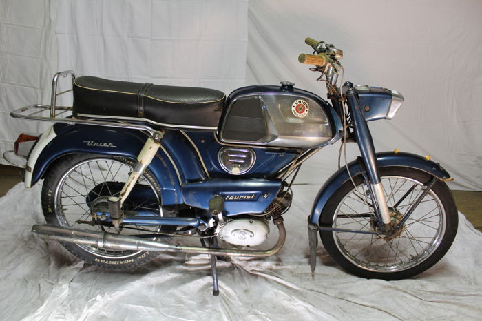 Union - Tourist - 2 V - Sachs - 50 cc - 1968