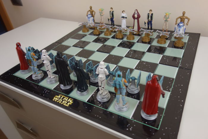 Star Wars saga Chess