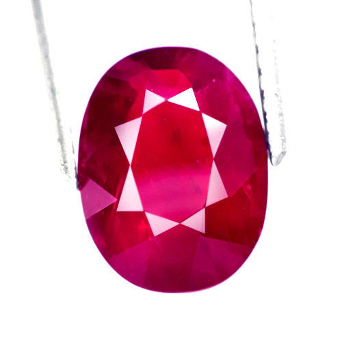 Ruby - 3.78 ct