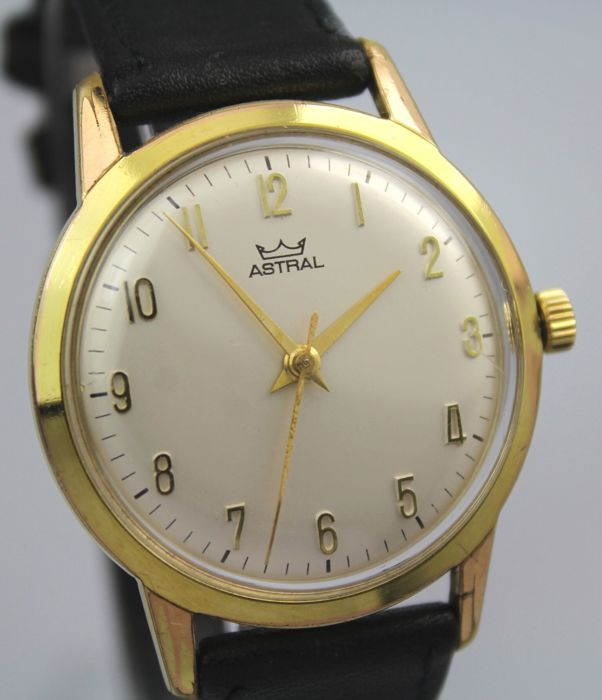 Astral - Swiss Made - Heren - 1960-1969