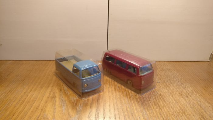 Other - 1:43 - CKO 2 Volkswagen vans