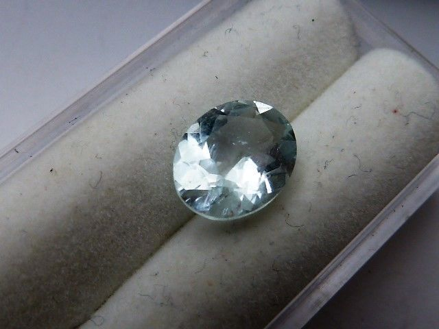 Aquamarine - 2.11 ct - **No reserve price**