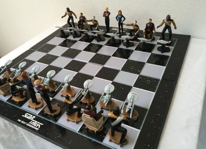Star Trek Chess, The Next generation
