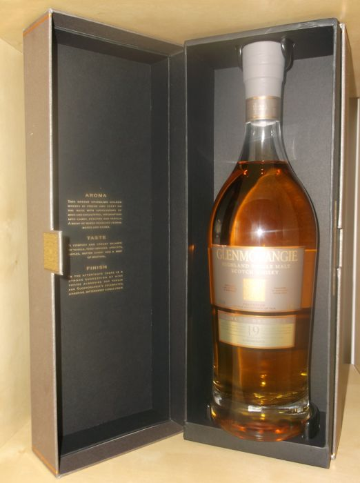 Glenmorangie 19 years old Finest Reserve