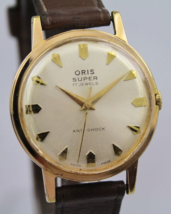 Oris - Swiss Made - Heren - 1960-1969
