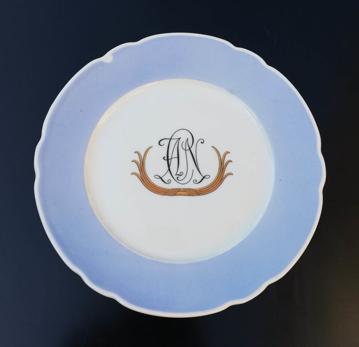 Gio Ponti for Richard Ginori - Decorative plate