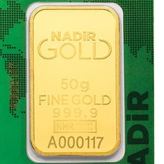 NADIR- 50g - 999.9/1000 - Minted/ Sealed