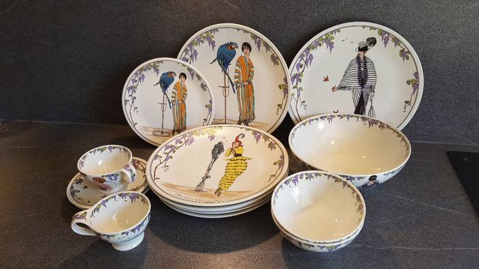 Villeroy Boch Design 1900 Collection 13 Pieces Catawiki