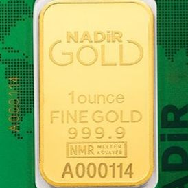 NADIR- 1 troz (31.1 gram) - 999.9/1000 - Minted/ Sealed