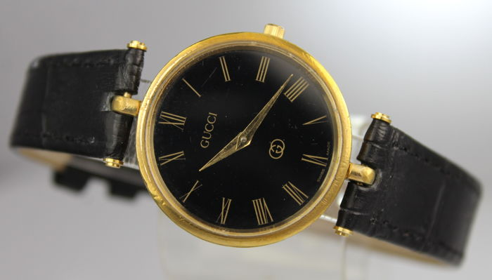 Gucci - Gold Plated Watch  - Dames - 1990-1999