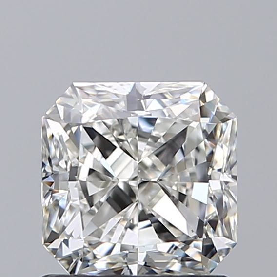 1.21 ct Beautiful Radiant Cut Shape Diamond HVS2  Serial# 2543 original-image-10X