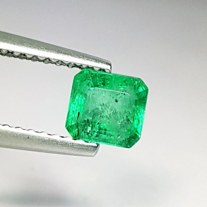 0.73 ct - Emerald - No Reserve