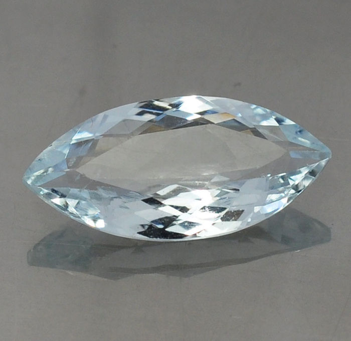 Aquamarine - 3,15 ct