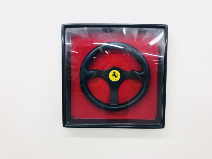 Parts - Ferrari Steering Wheel - 2018