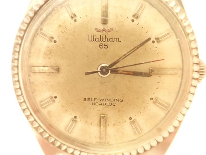 Waltham - 65 Jewels Automatic  - Heren - 1950-1959