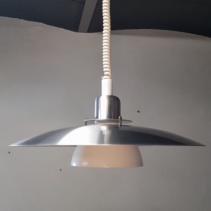Belid - Aluminium Ceiling Lamp - Hanging Pendant Light