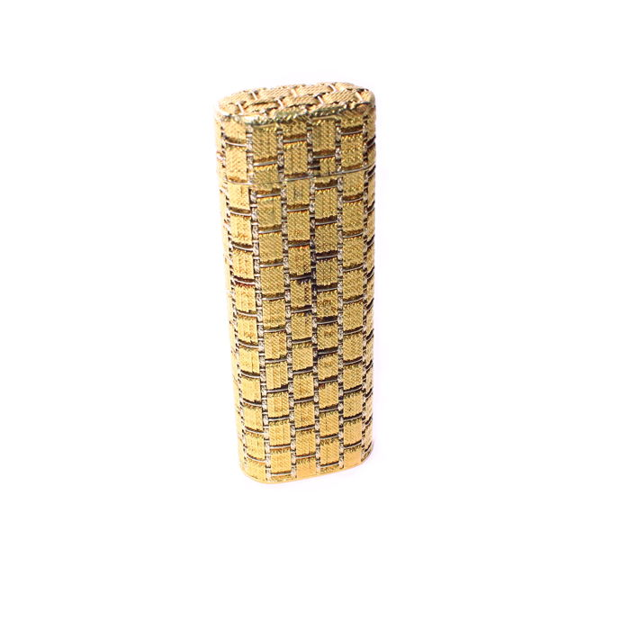 26.0 Grams Solid Gold 18k  Lighter Cartier