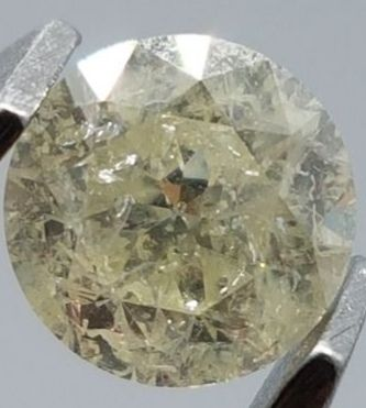1.18 ct Diamond J/SI3 ** no reserve price **