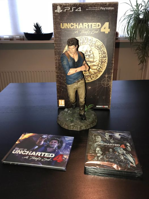 Uncharted 4 A Thiefs End Limited Collectors Edition Ps4 Catawiki