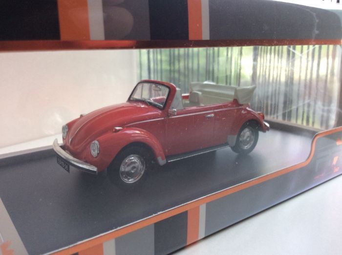 Other - Other - Premium X - Scale 1/43 - VW Super Beetle Cabrio - 1973