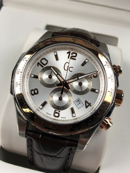 """Guess collection - Technosport Chronograph  - """"NO RESERVE PRICE"""" - X51005G1S - Heren - 2011-heden"""