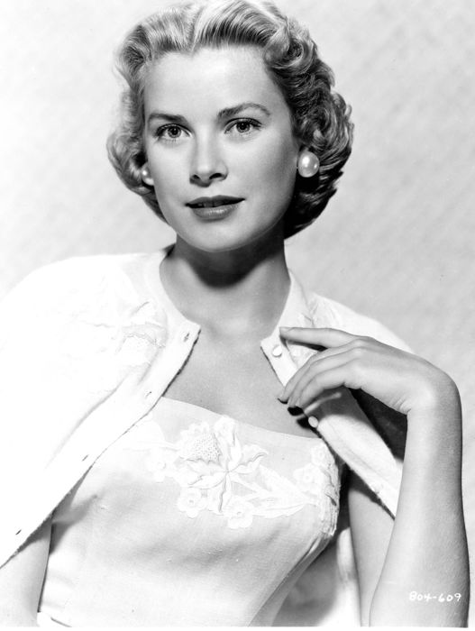 Grace Kelly, 1954   Scanned for Ada Vanderbilt and the