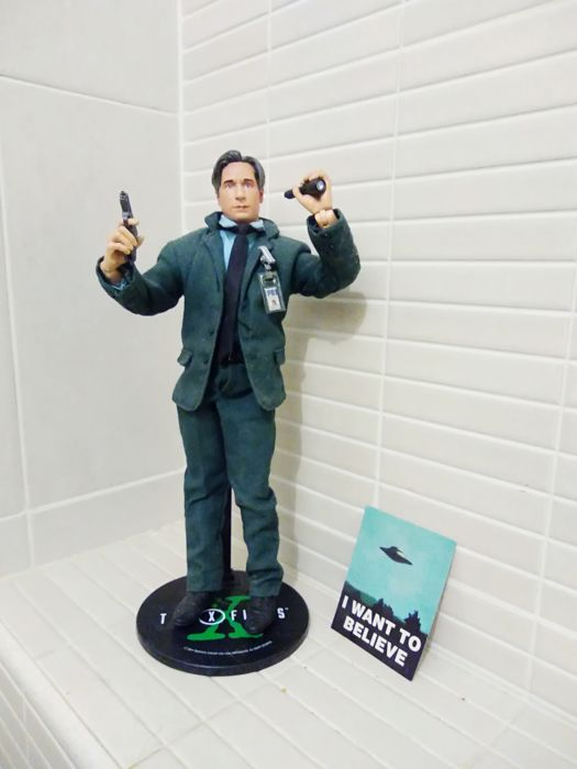 Figura Fox Mulder X-Files - Catawiki