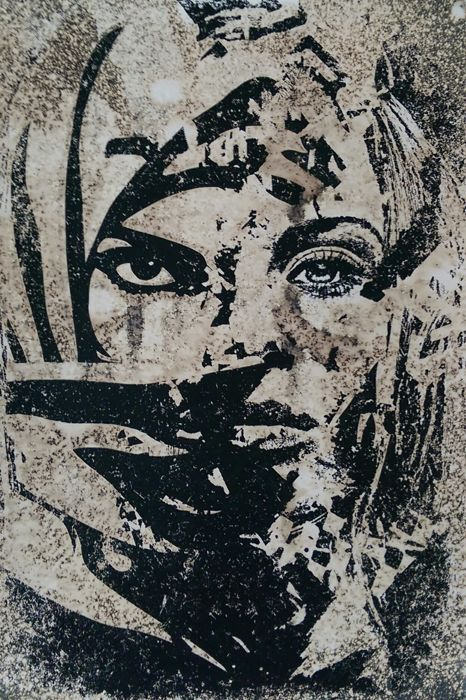 Shepard Fairey (OBEY) and VHILS - Universal Personhood