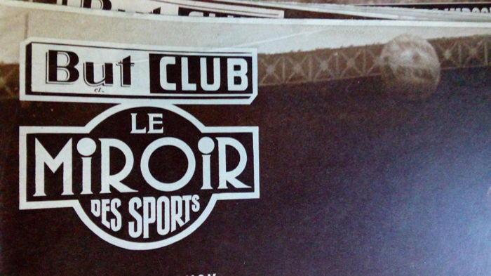 But Club Le Miroir des Sports - cycling football & others - lot + 100 magazines - France 1951-1955