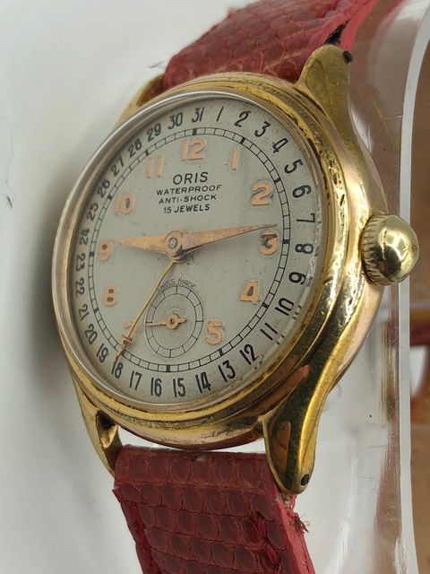 Oris - Date Pointer - 453KIF - Heren - 1901-1949