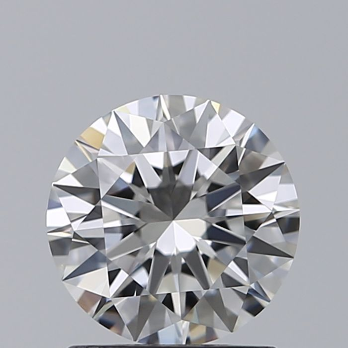 1 pcs Diamante - 0.51 ct - Brillante - D (incolore) - VVS2