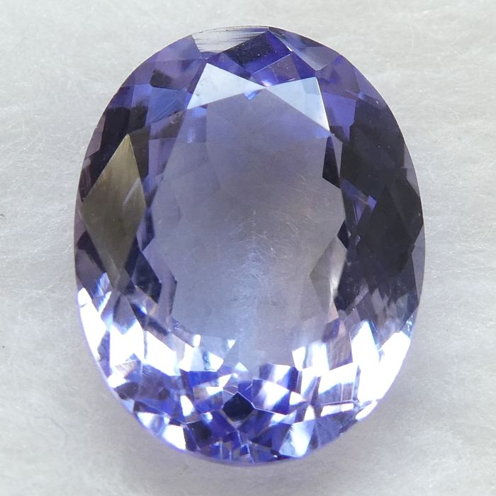 Tanzanite – 3.42 ct – No Reserve Price