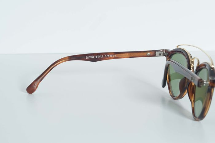 2f5d2f43163543 Ray-Ban - Gatsby Style 8 W 1531 Lunettes de soleil - Vintage - Catawiki