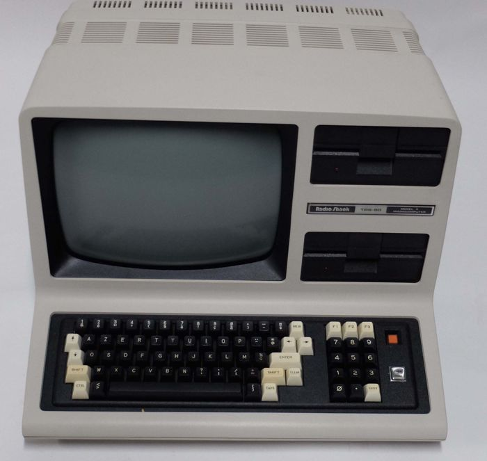 Tandy TRS8 model4