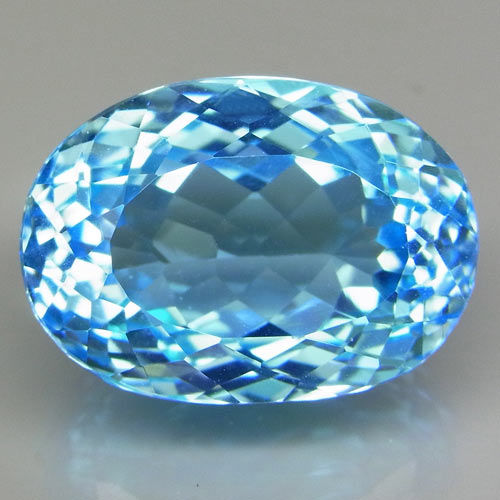 Blue Topaz – 40.16 ct - No Reserve Price
