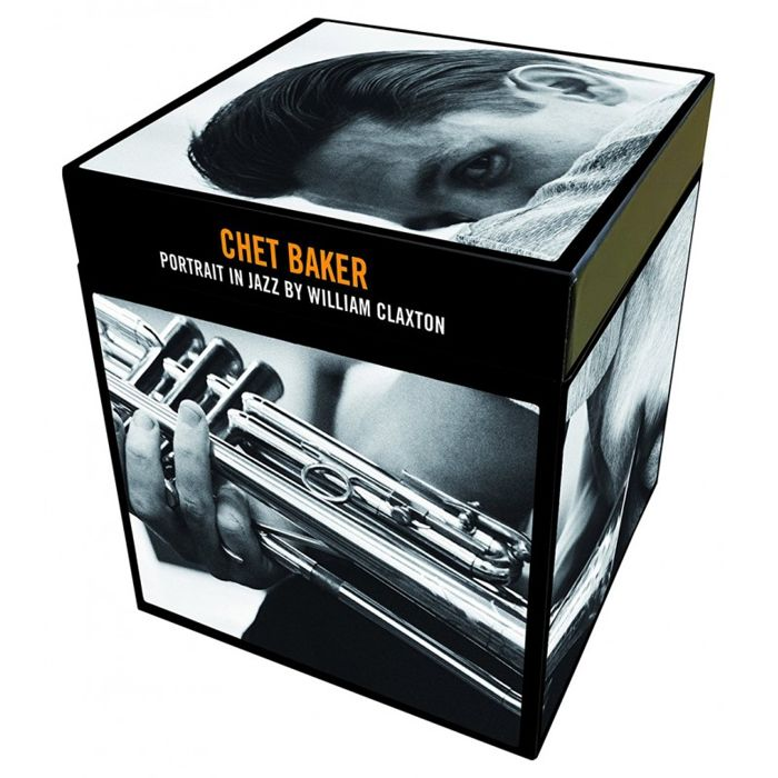 Chet Baker Portrait In Jazz By William Claxton || Boxset || Still Sealed || 18 Cd's