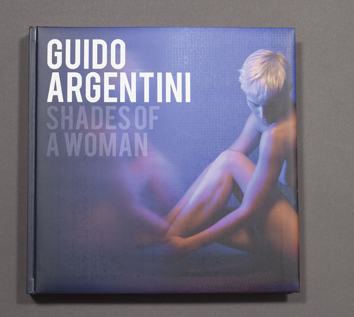 Guido Argentini - Shades of a Woman (Signed) - 2010