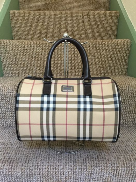 Burberry - Speedy Handbag - Catawiki 88a7f45f58f91