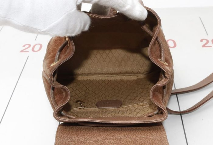 4c75dbcbb65 Gucci - Bamboo Backpack - Vintage - Catawiki