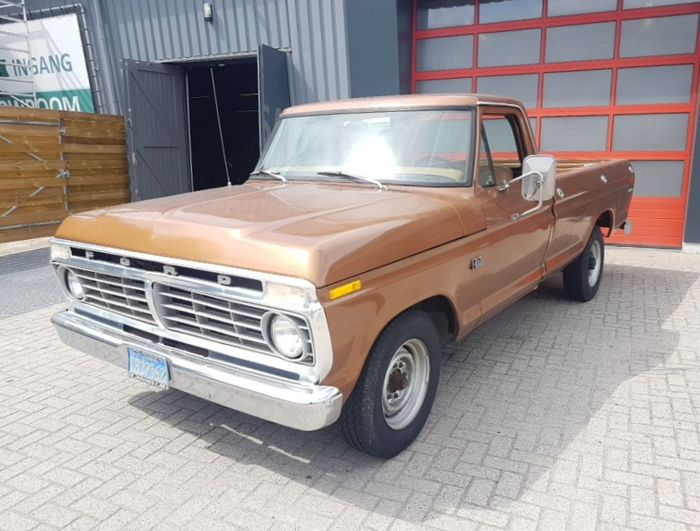 Ford - Pick up - 1976