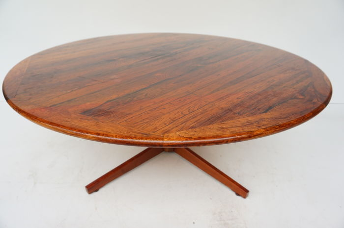 Producer unknown - Rosewood coffee table