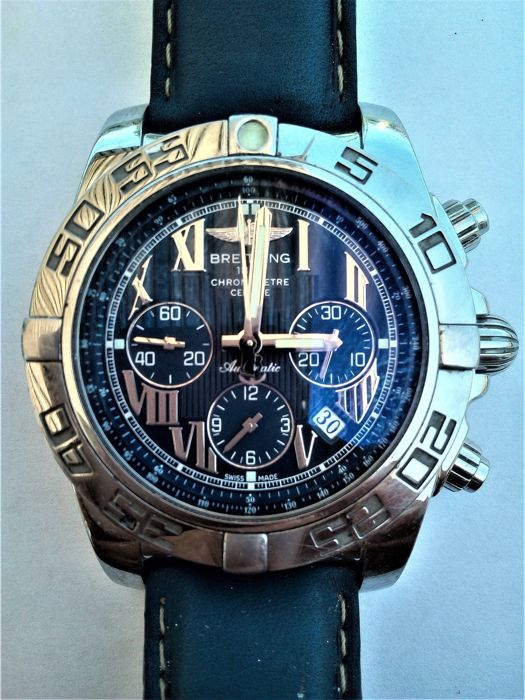 Breitling - Chronomat B01 - AB011012 - Hombre - 2011 - actualidad