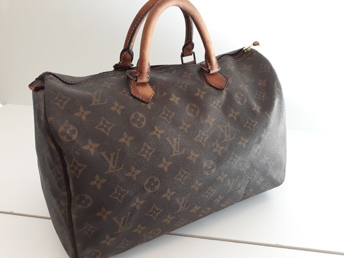 ee27b3ce95b0 Louis Vuitton - Speedy 35 Travel bag - Vintage - Catawiki