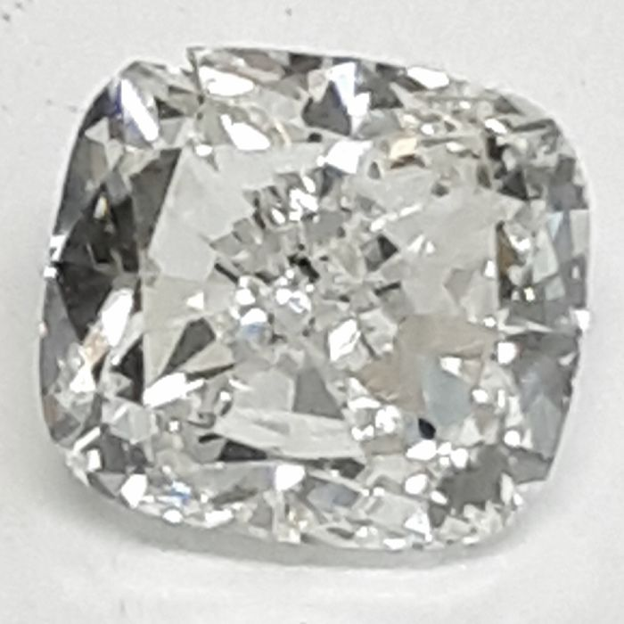 1.04ct cushon I color  VVS2