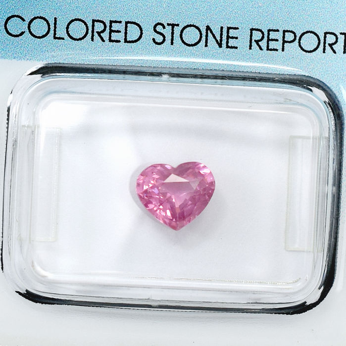Pink Spinel - 1.16 ct